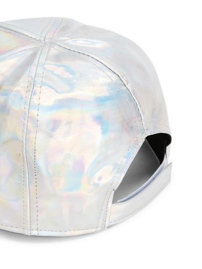 Metallic Snapback Hat