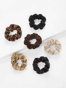 Hair Scruchie 6pcs
