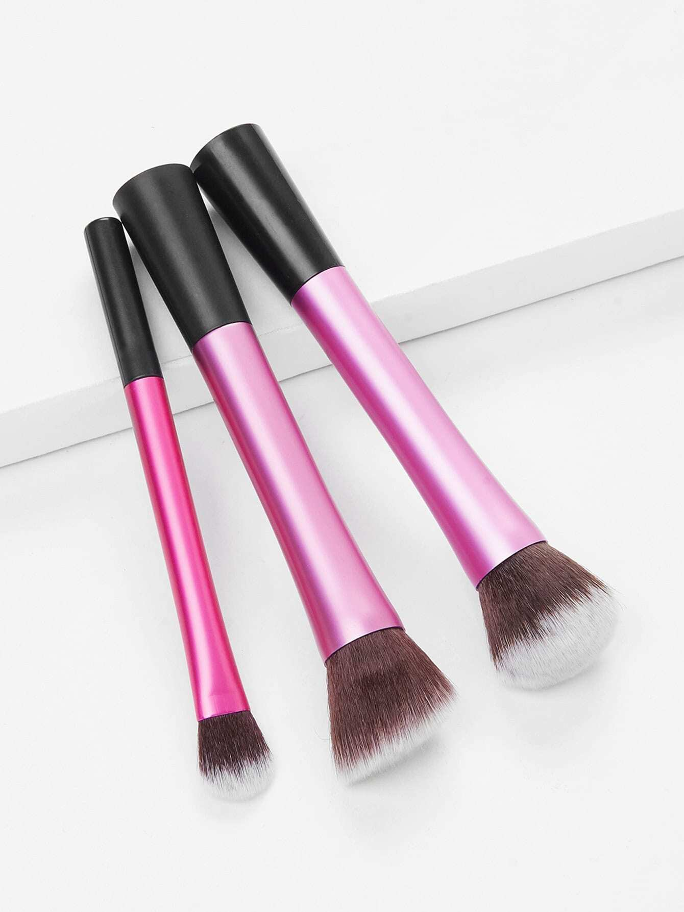 Two Tone Makeup Brush 3pcs