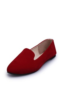 Minimalist Round Toe Flats