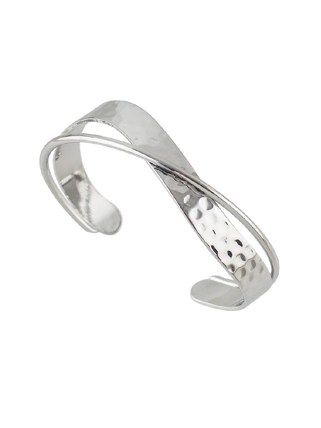 Silver Open Cuff Bangles Big Statement Geometric Bracelet все цены