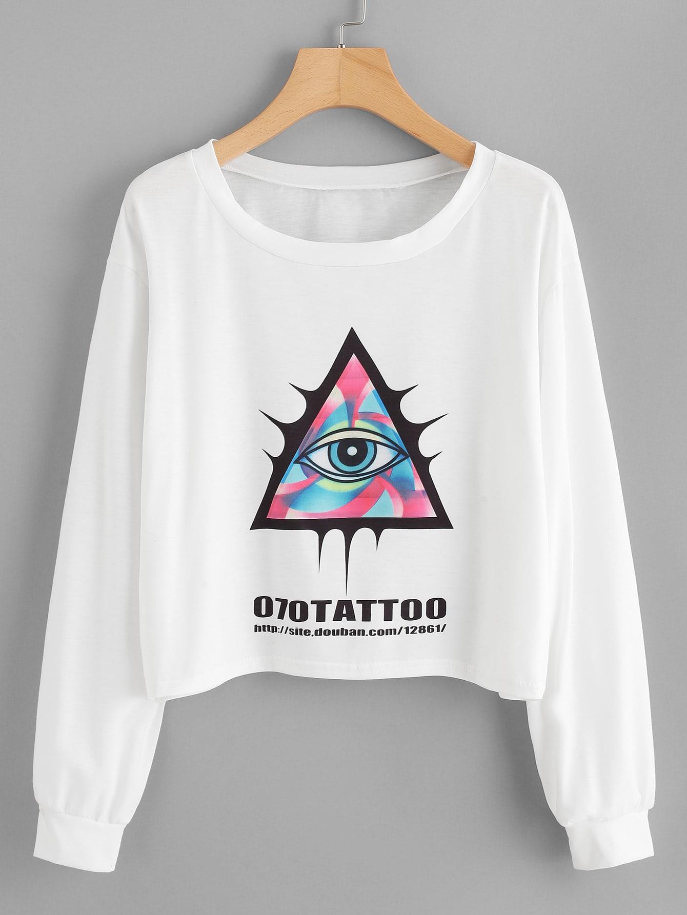 Graphic Print Tshirt graphic print fit