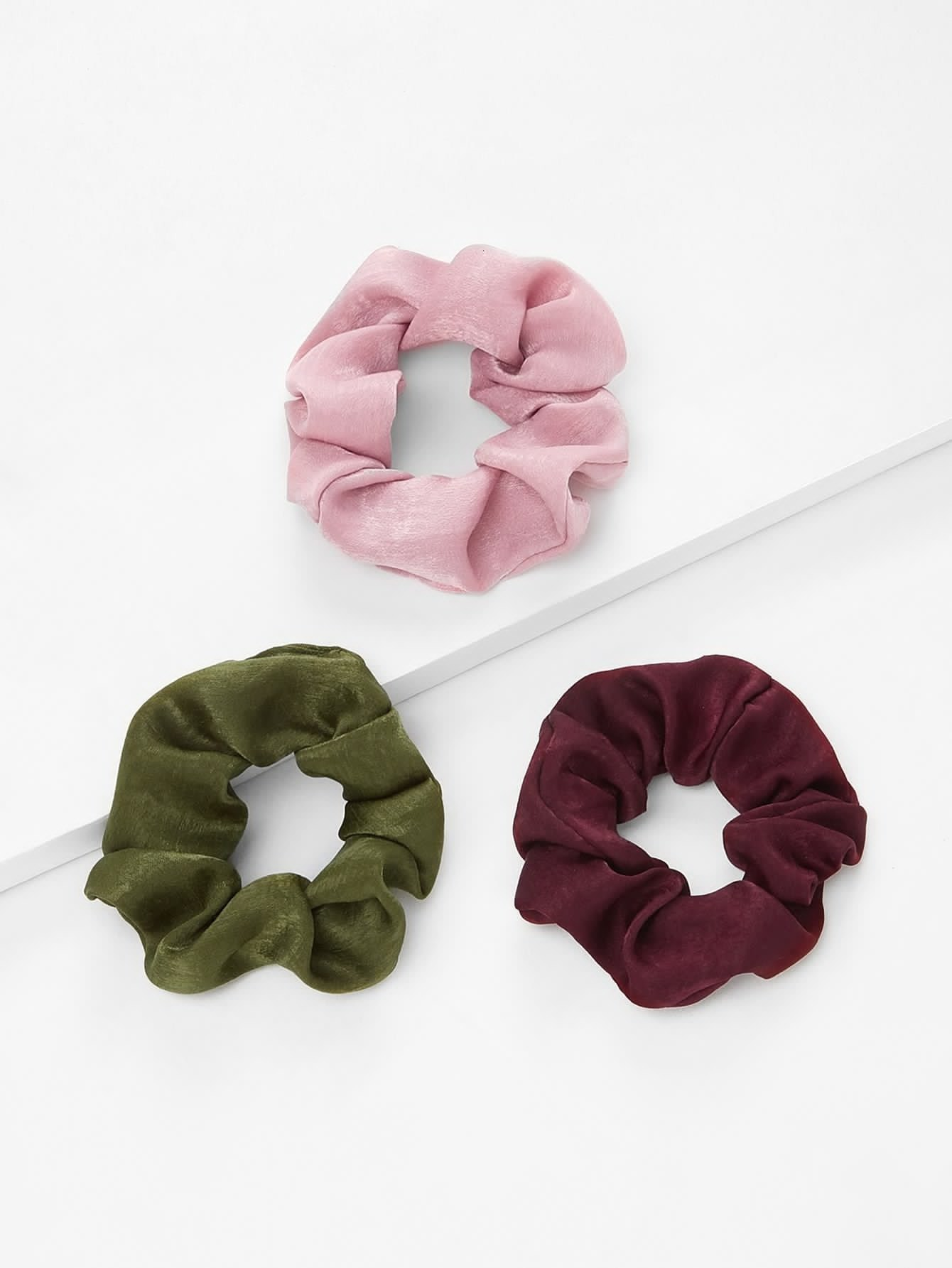 Hair Scrunchie 3pcs