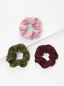 Hair Scrunchie 3pcs