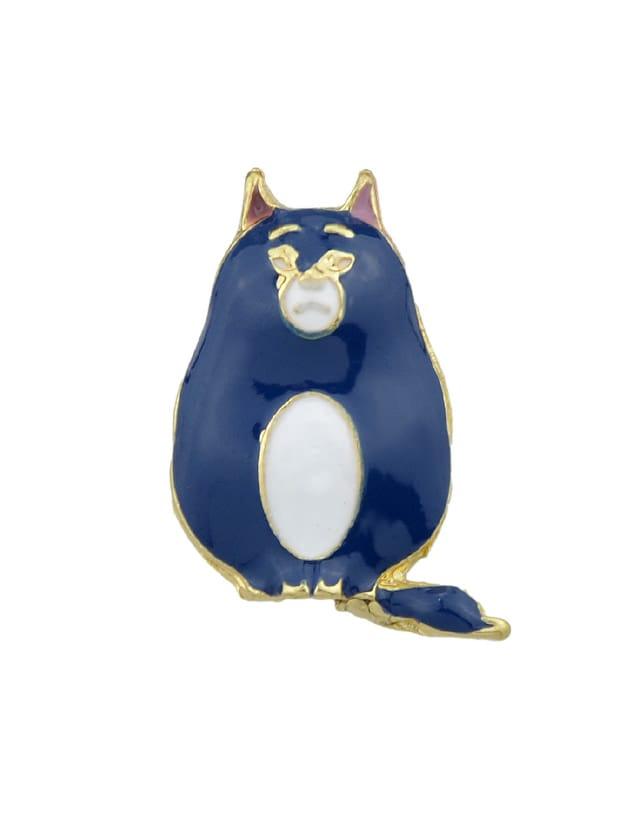 Blue Confidential Rabbit Brooch двухбанковый низковольтный модуль dell rdimm 16 гбайт 1 600 мгц комплект 370 23370 370 23370