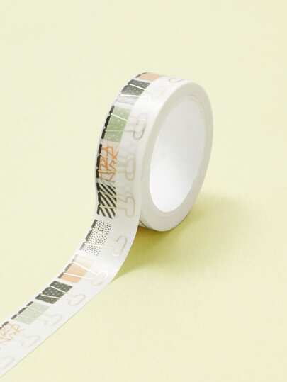 Binder Clips Print Masking Tape