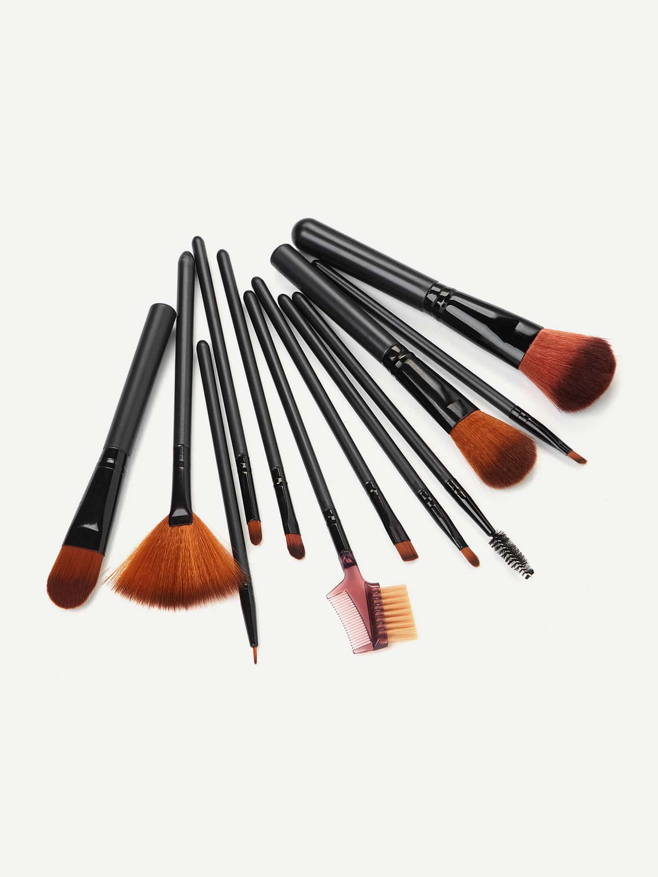 Professional Makeup Brush 12pcs With Bucket
