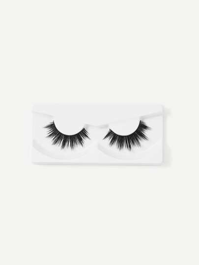 Curling Volumizing False Eyelash 1pair