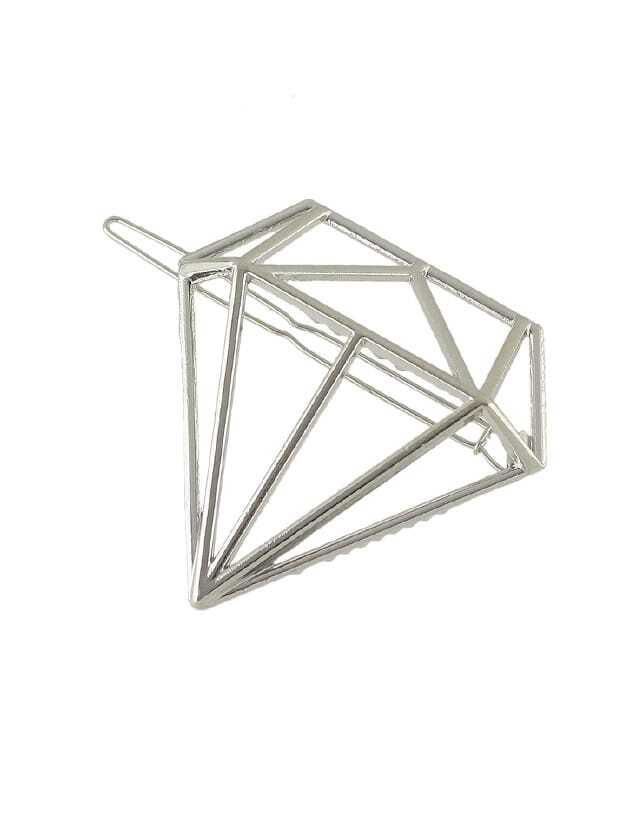 Forme De Diamant Accessoires Pour Les Cheveux