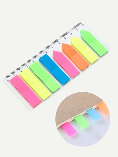 Arrow & Rectangle Sticky Note Set