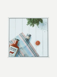 Cooking Sauce Print Wall Decal