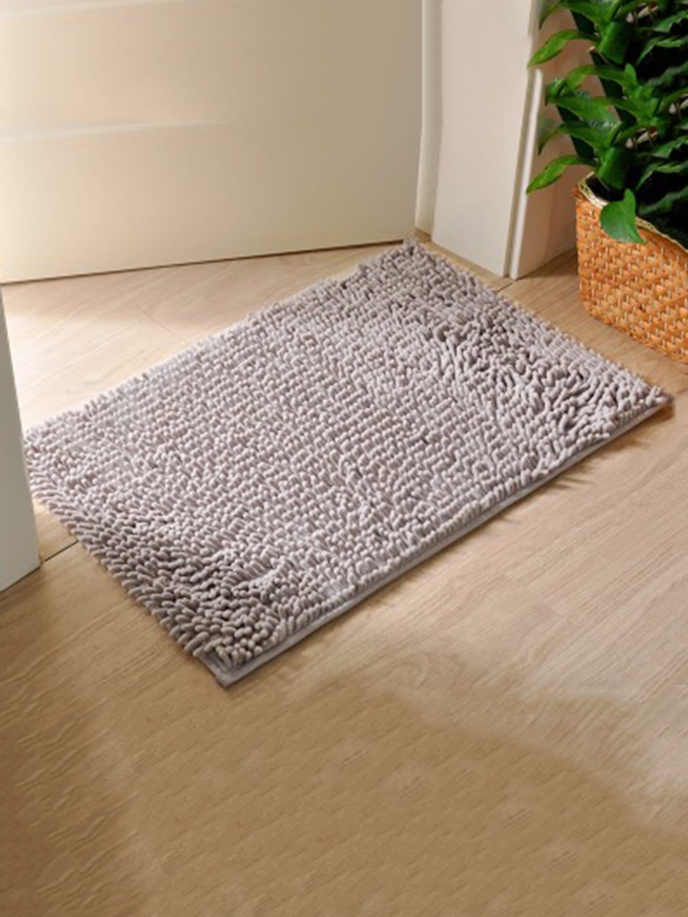chenille weicher rubber anti rutsch teppich german romwe. Black Bedroom Furniture Sets. Home Design Ideas