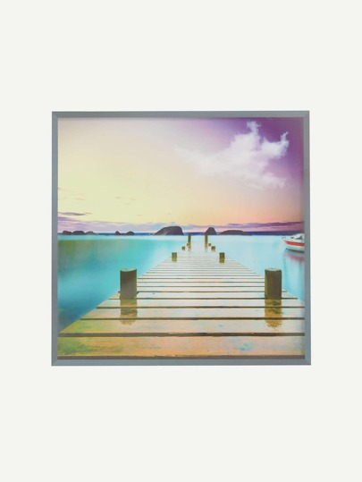Sea Landscape Wall Decal