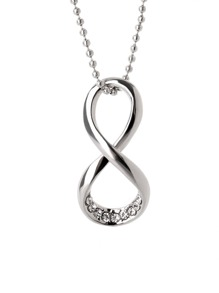 Infinite Pendant Chain Necklace
