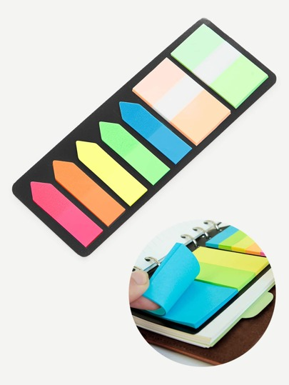 Bookmark Sticky Note Set