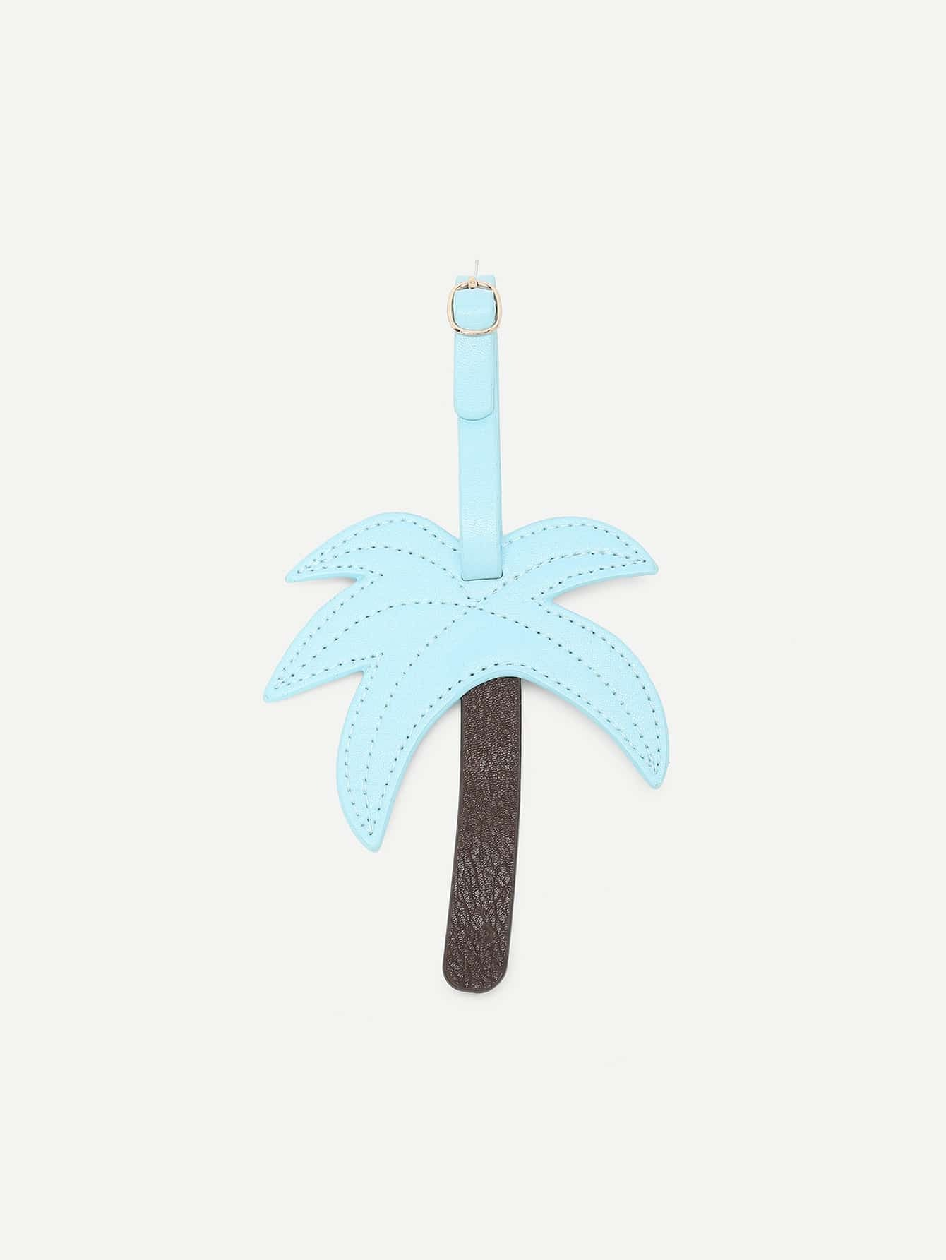 Palm Tree Design Bag Accessory palm tree pattern straw chain bag
