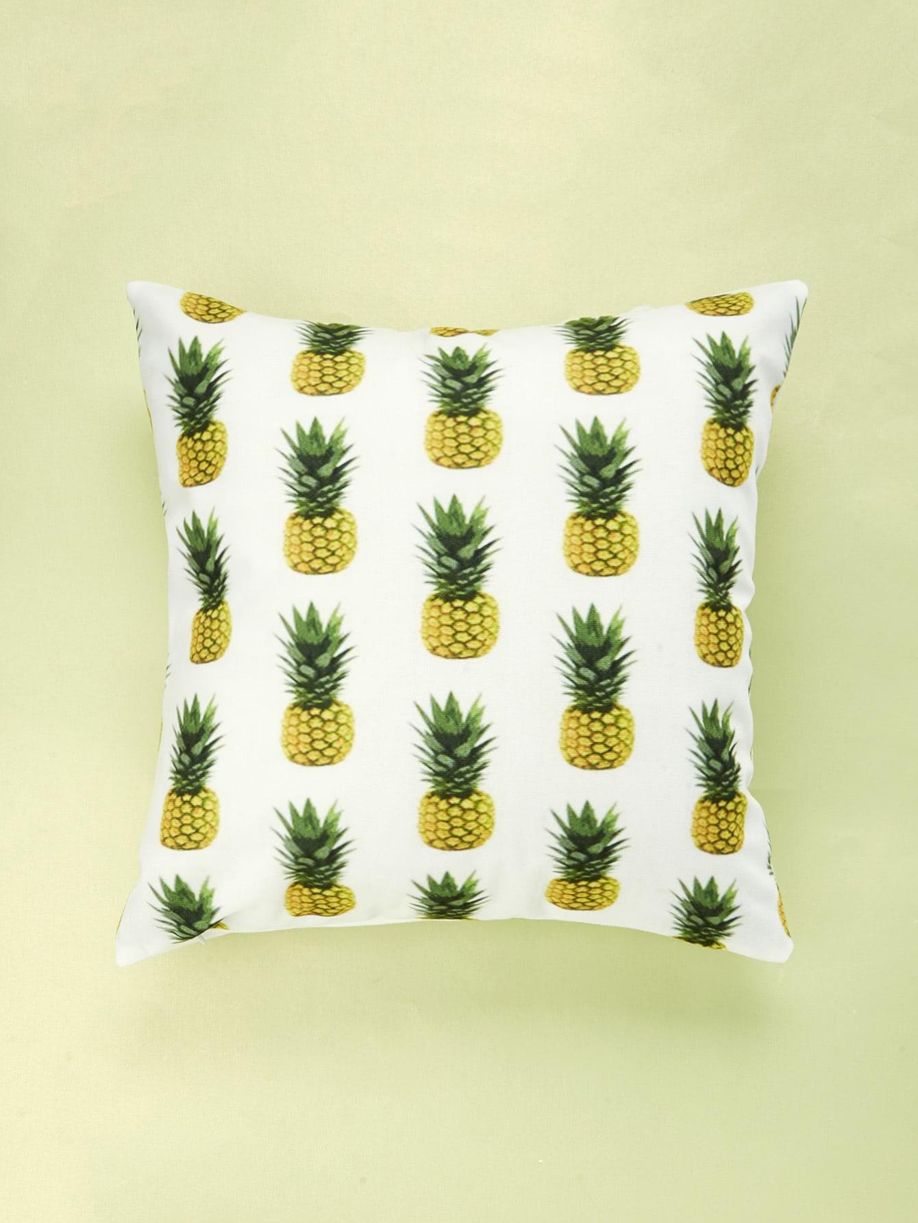 Купить Накладка для обложки печатной формы на ананасе, null, SheIn