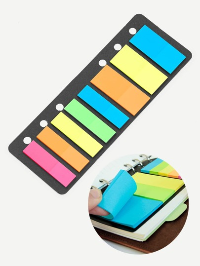 Multi Sized Rectangle Sticky Note Set