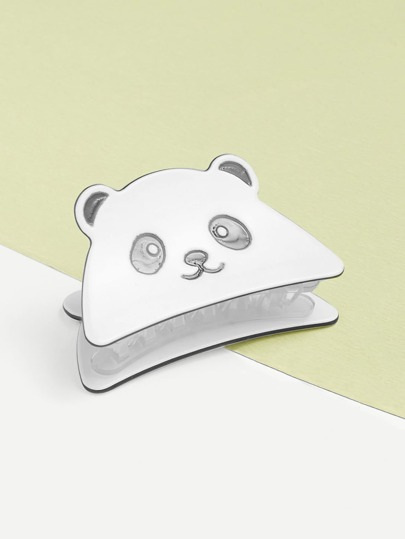 Cute Bear Hair Clip