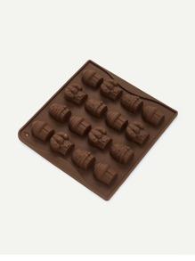 Cake Shaped Chocolate Mould