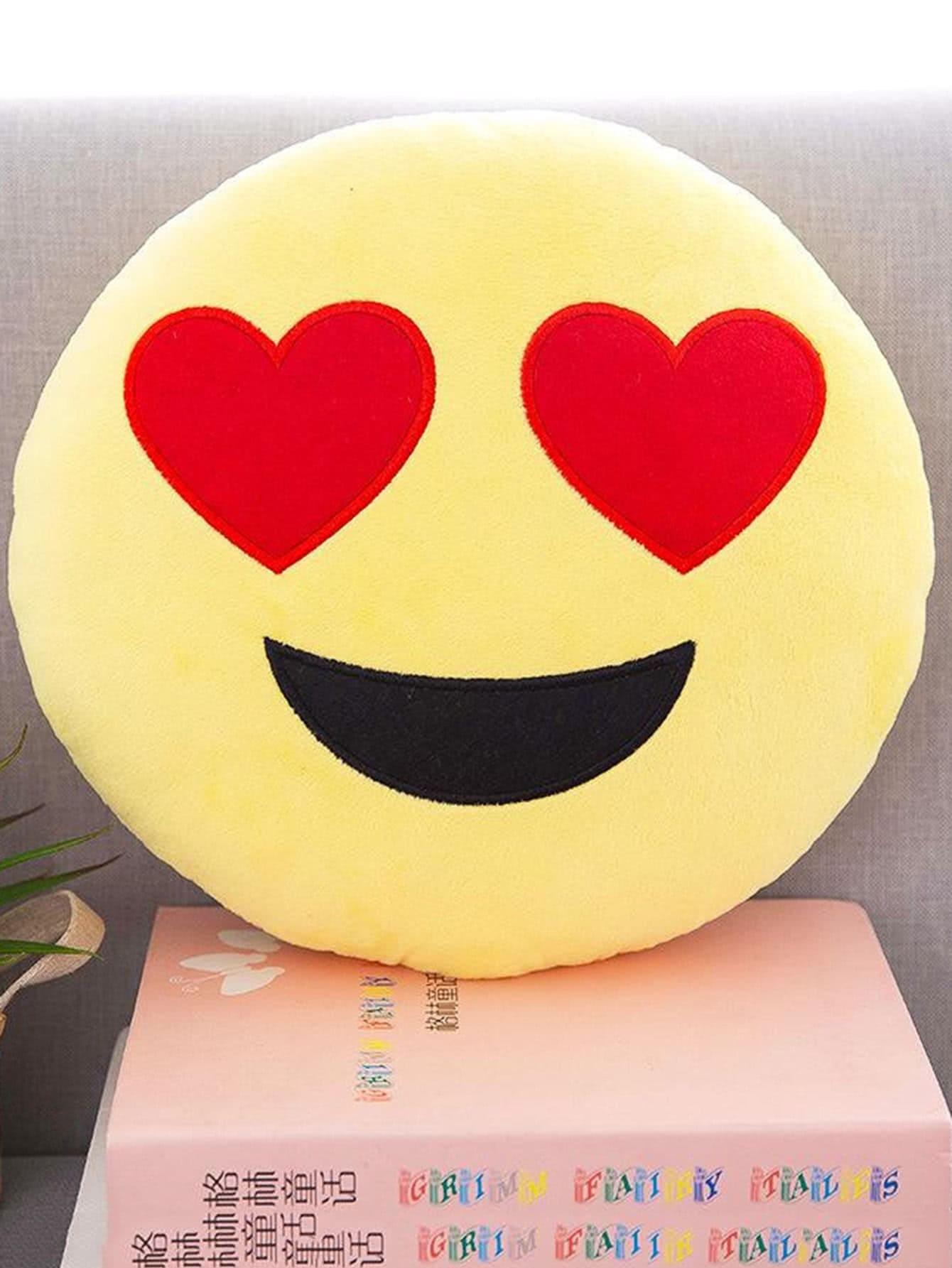 Подушка экспрессии Emoji для лица