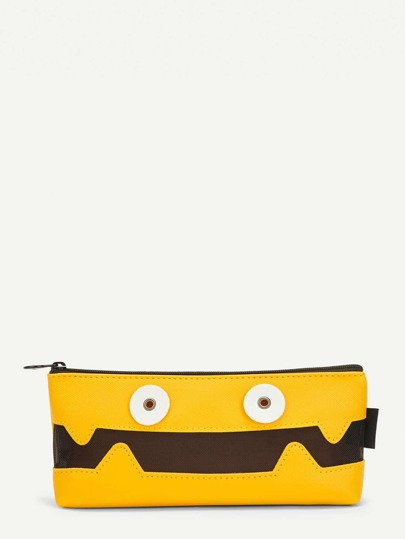 Cartoon Pattern Pencil Case