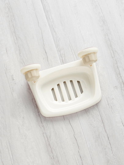 Wall Mounted Plastic Soap Dish Holder