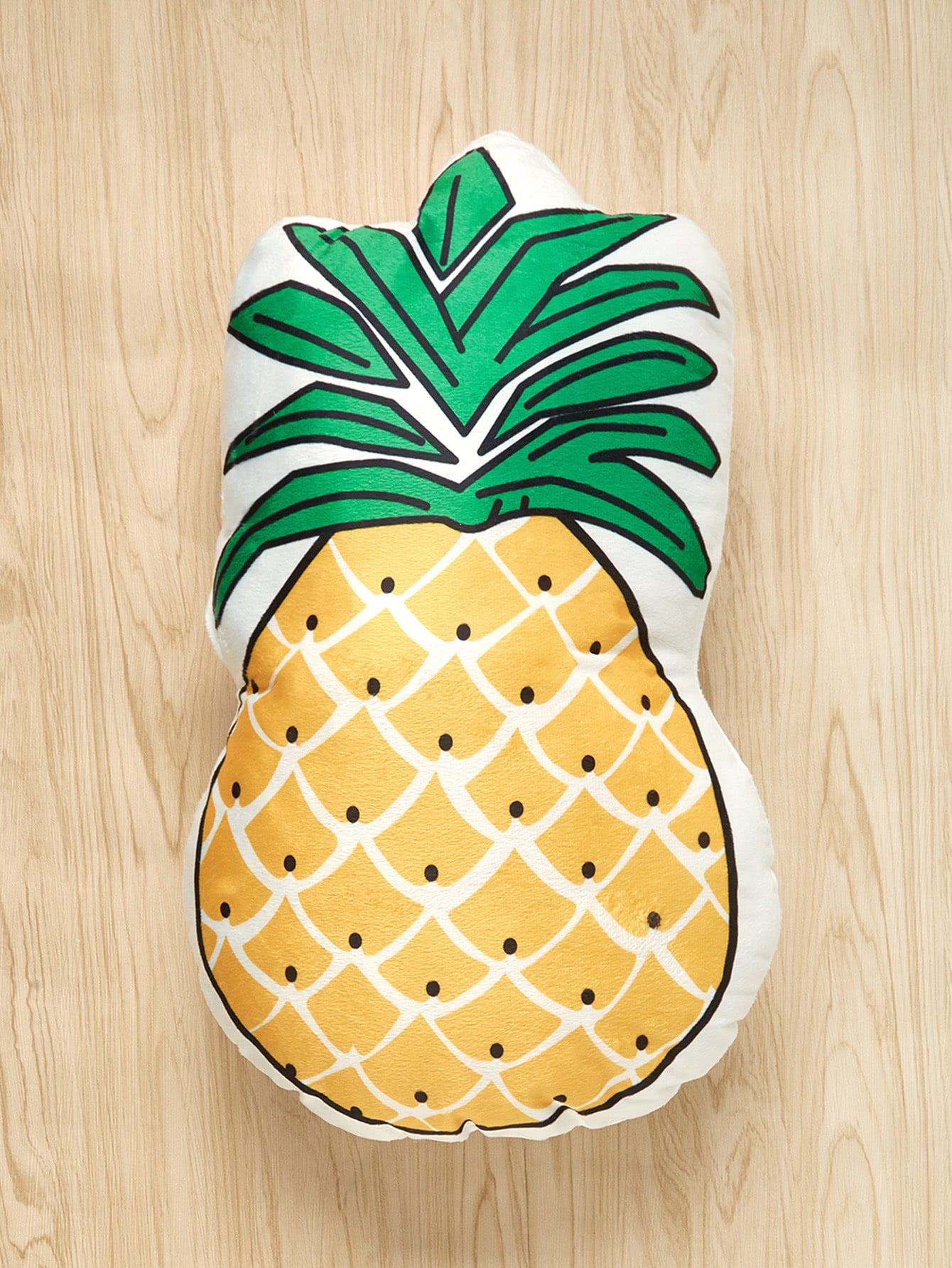 Pineapple Shaped Decorative Pillow pineapple shaped keychain
