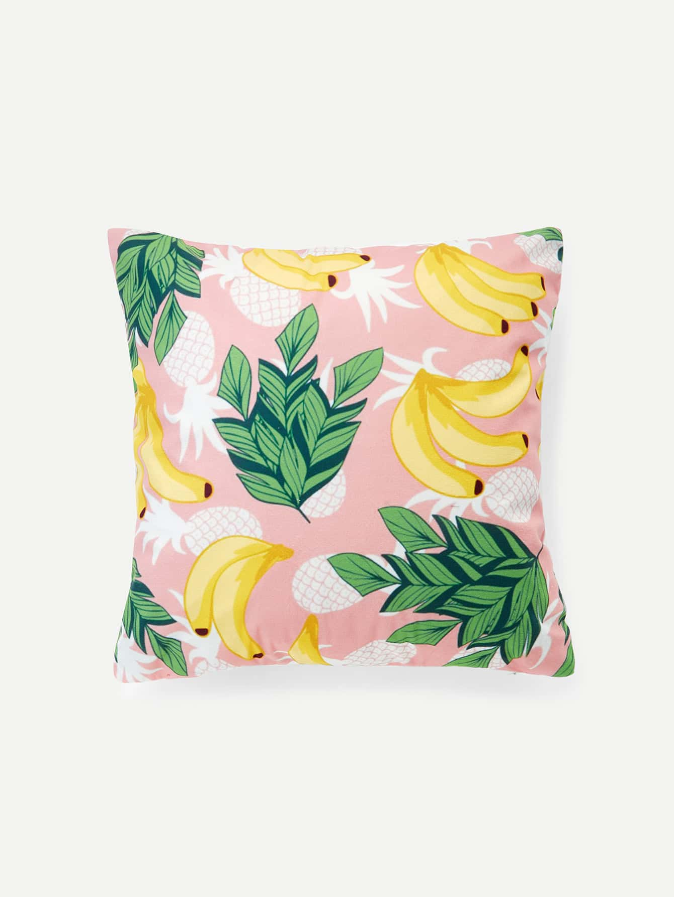 Banana Print Cushion Cover