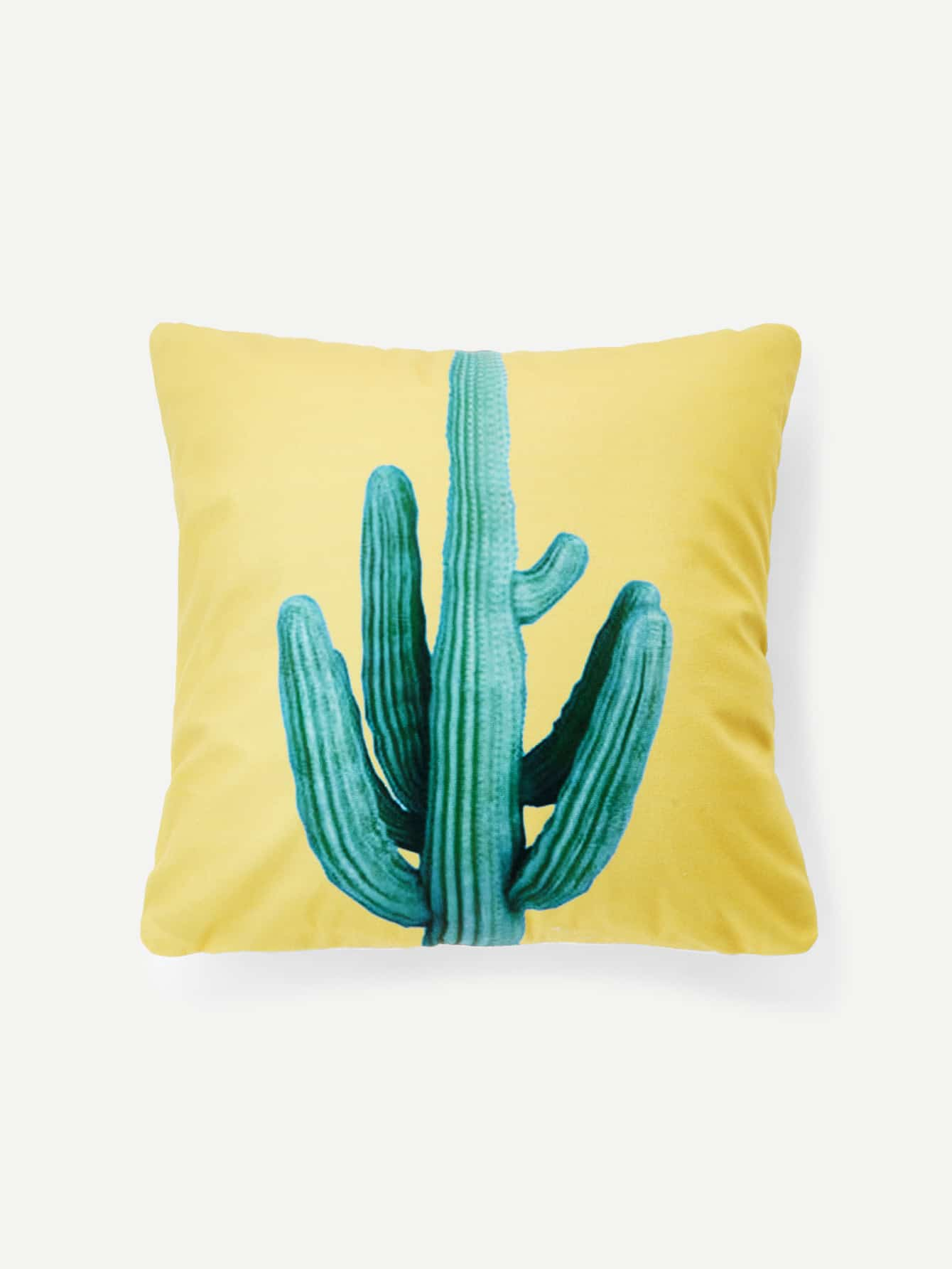 Cactus Pattern Cushion Cover