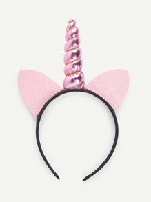 Unicorn Glitter Headband