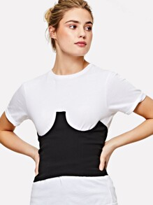 Strapless Shapewear Top