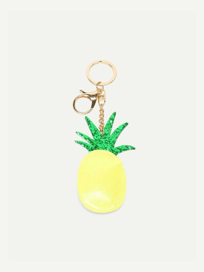 Pineapple Design Bag Accessory