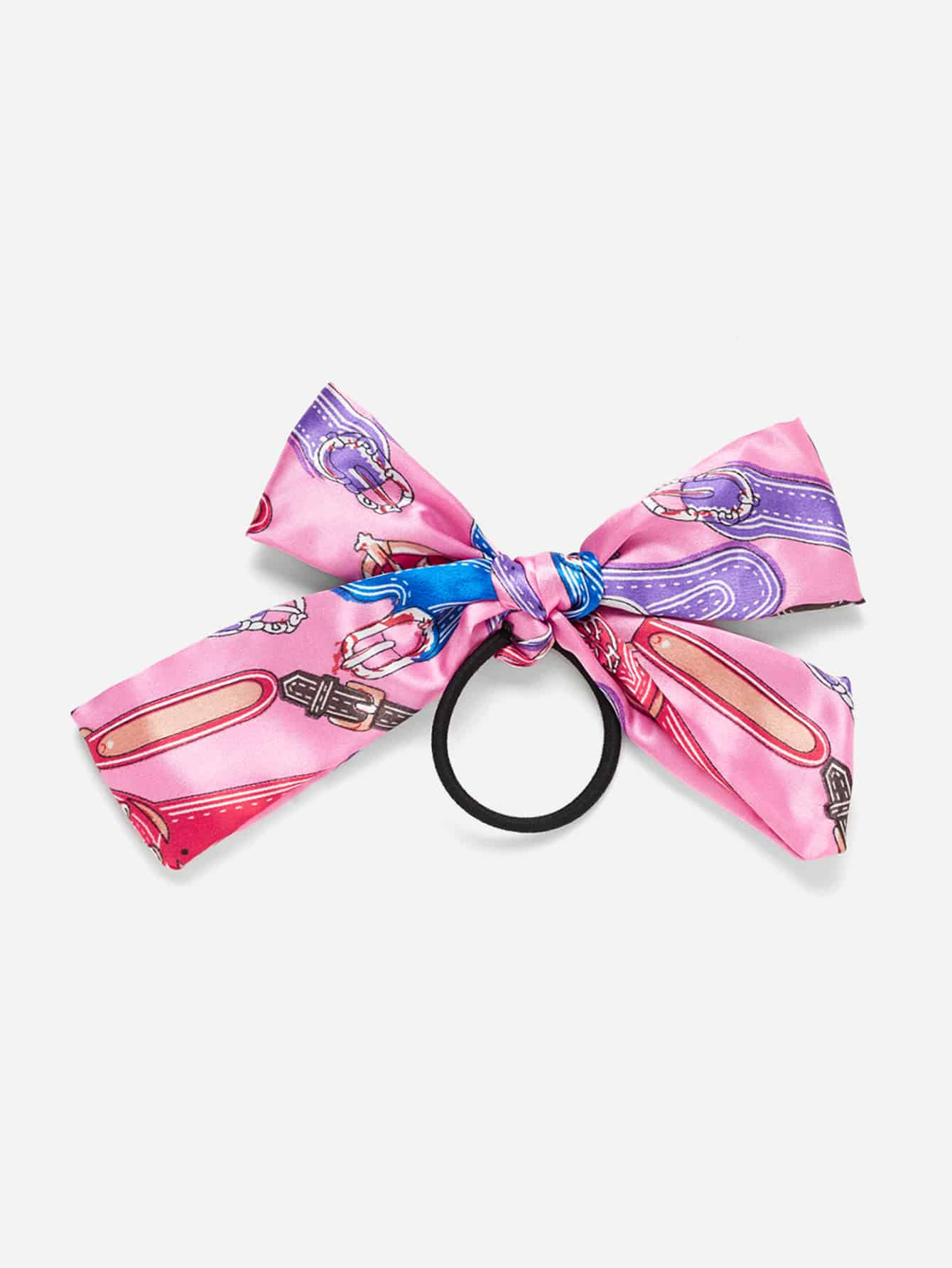 Ribbon Bow Hair Tie ywhuansen 2pcs lot 4 7inch grosgrain ribbon boutique large solid bow girls hair clips kid hairpin children hair accessories