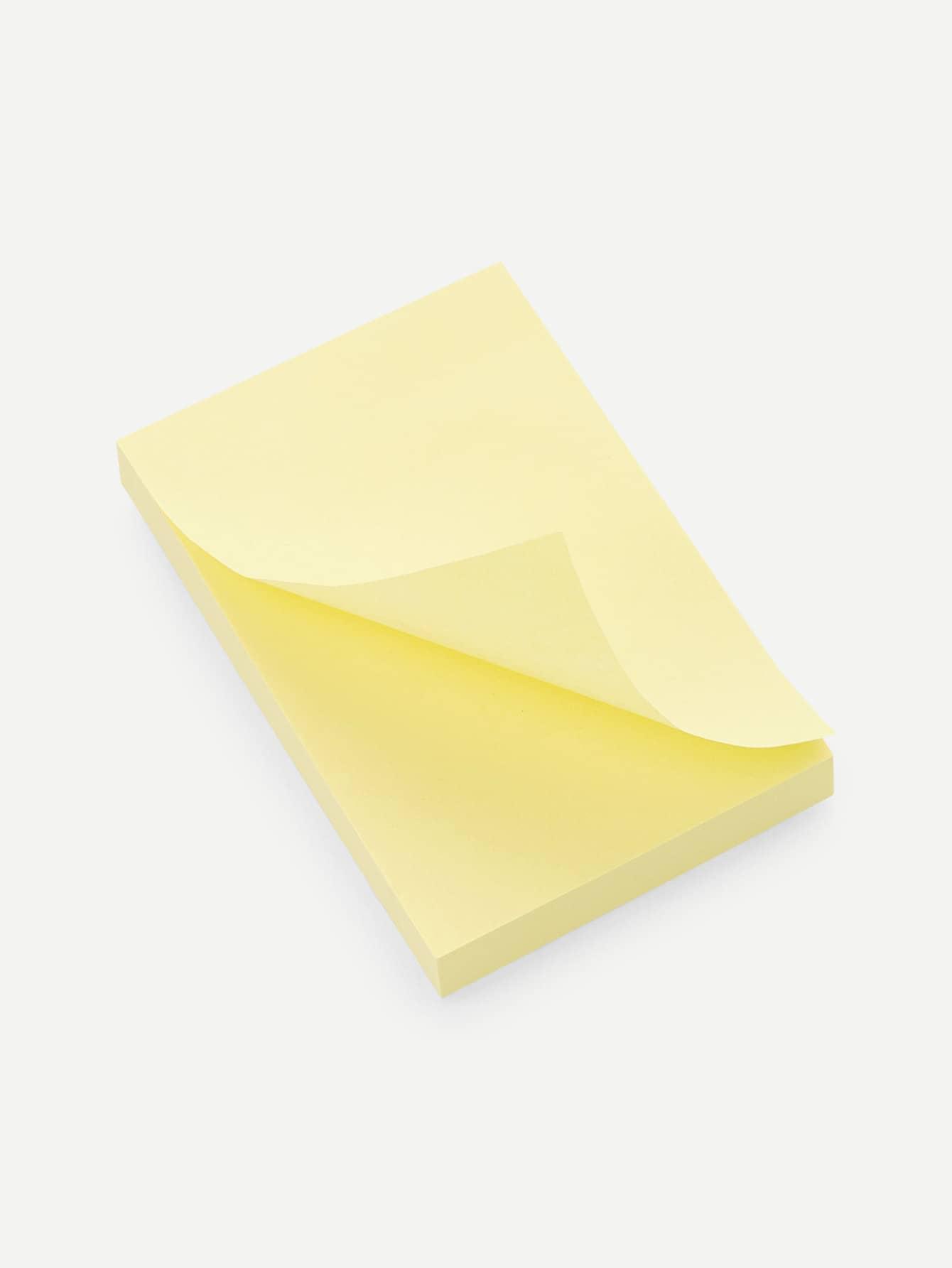 Sticky Note 100 Sheets