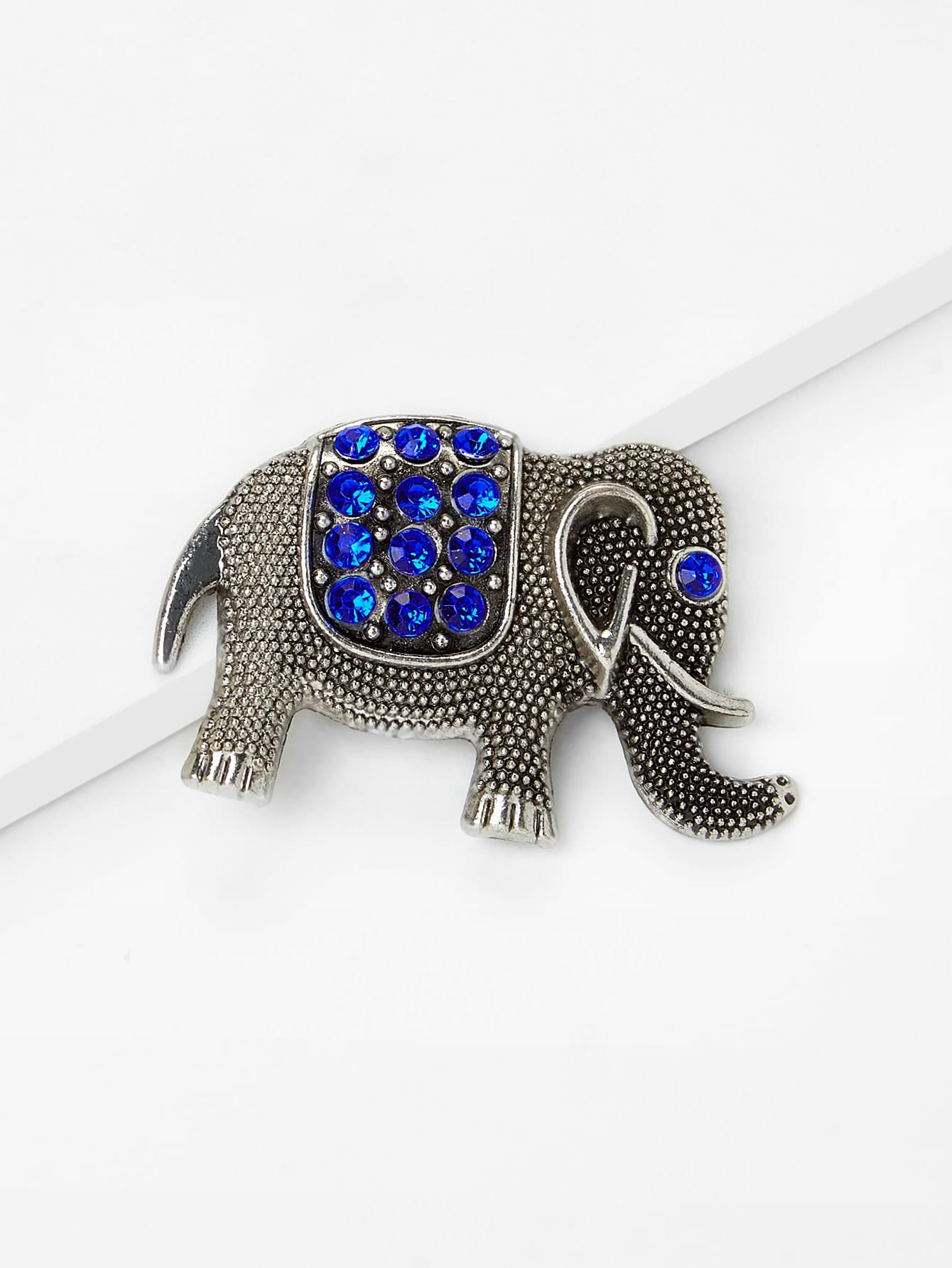 Elephant Design Fridge Magnet