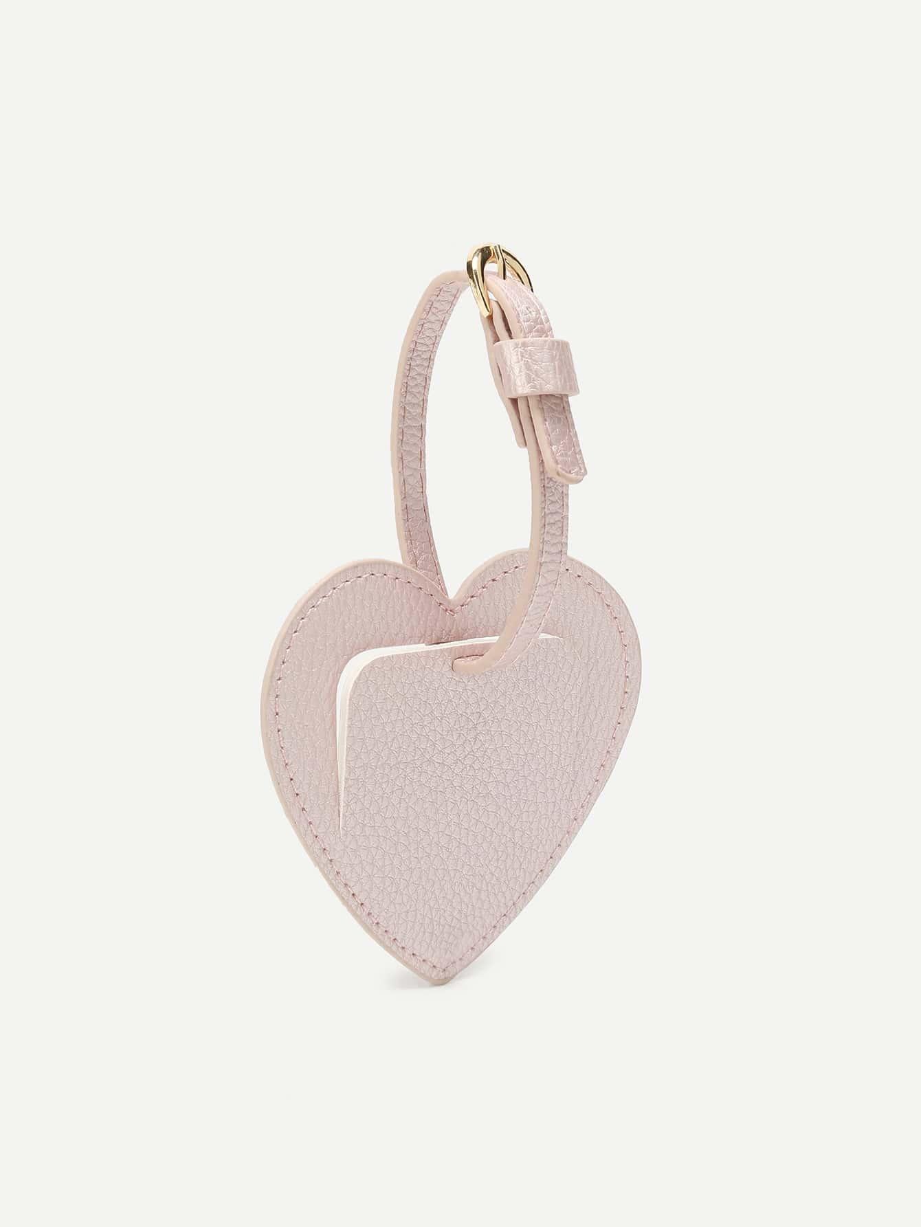 PU Heart Shaped Bag Charm pineapple shaped pu bag
