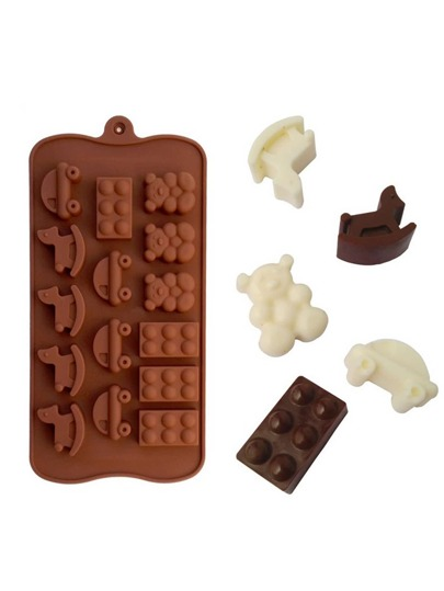 Car Shaped Chocolate Mould