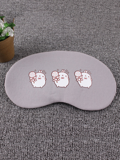Rabbit Print Rest Aid Mask