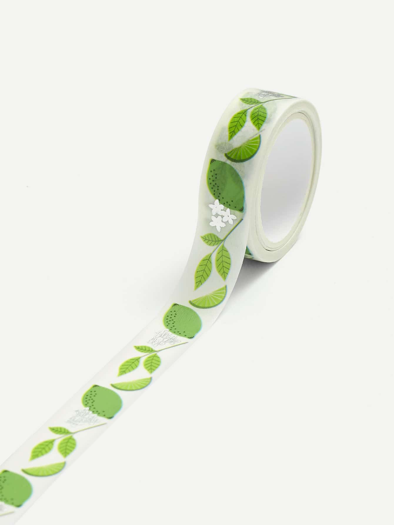 Leaf Print Masking Tape skone 5051 luminous pointers quartz watch men rotatable bezel wristwatch