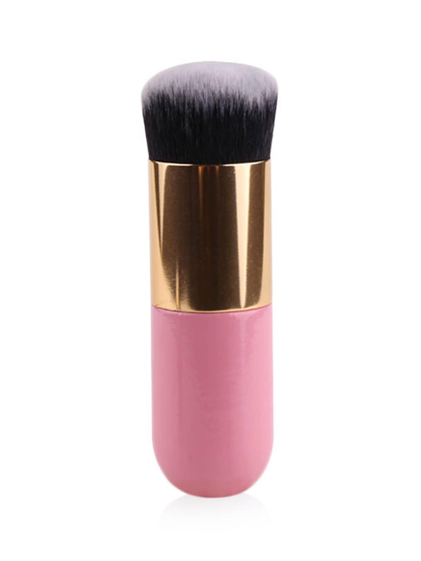 Contrast Bristle Chunky Makeup Brush