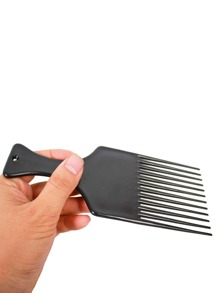 Solid Afro Comb