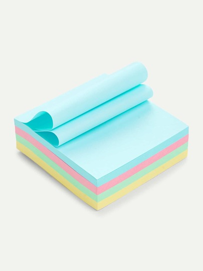 Mixed Color Sticky Notes