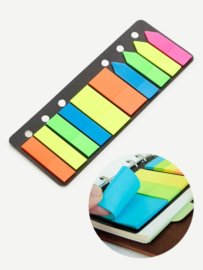 Multi Shaped Sticky Note Set