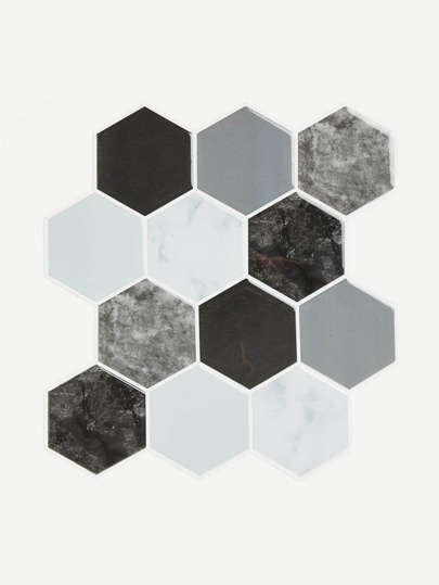 Hexagon Pattern Wall Tiles