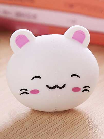 Lovely Cat Design Toothbrush Holder