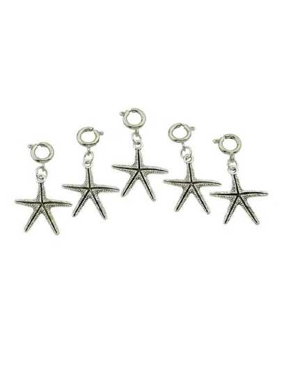 Starfish 5Pcs/Set Hair Claws