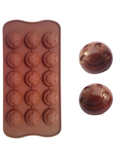 Smile Chocolate Mould