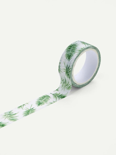 Jungle Print Paper Tape