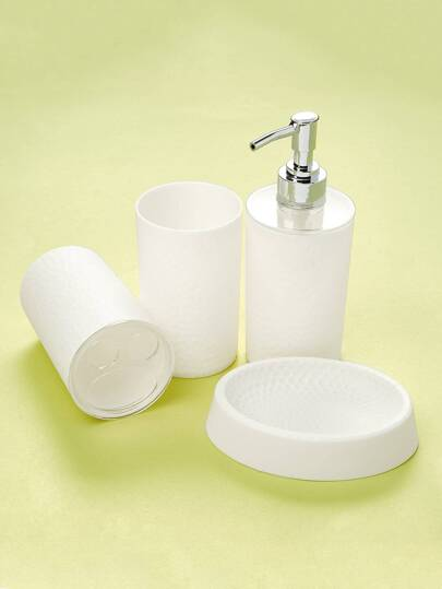 4pcs Bathroom Accessories Set